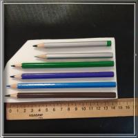 Молд-силіконовий-олівці-3д-з-6шт-від-10см-14см