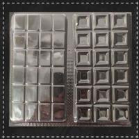 Пластикова форма для шоколаду шоколадки 2шт