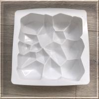 Силіконова форма камені