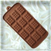 Силіконова форма міні шоколадки