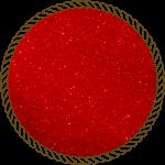 Блискітки диско червоні