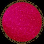Блискітки диско рожеві