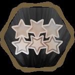 Молди брязкальце зірка