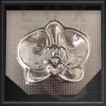 Пластикова форма для шоколаду орхідея