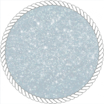 Блискітки голографічні білі