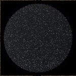 Блискітки голографічні церковне чорний