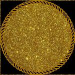 Блискітки голографічні церковне золото