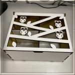 Коробка пташки