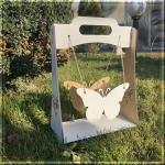 Кошик метелик гойдалка