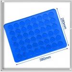 Силіконовий килимок для макаронс