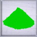 Сухий барвник зелений