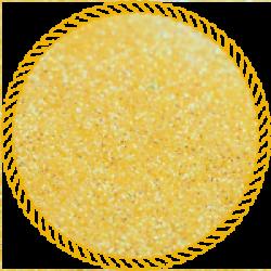 Блискітки голографічні жовті